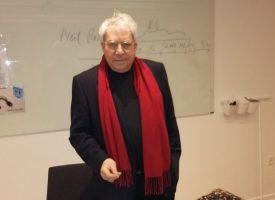 Georg Metz bliver vært for DR-serie om danske komikere