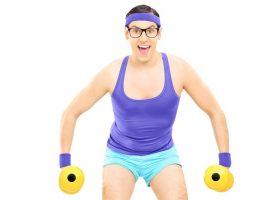 Magnus fra Valby: Jeg er fitness-freak, men træner ikke mere