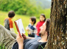 Rokoko Classic: Bøger gør forældre fraværende