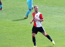 Nicolai Jørgensen: Svinere fra fans hjælper mig meget