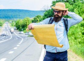 Breaking: Mand, der spurgte storbarmet blondine om vej, var faktisk faret vild