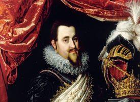 Christian 4. raser over engelsk dramatiker: Intet er råddent i Danmarks rige (fra arkivet, 1604)