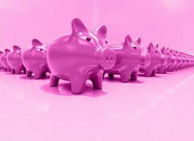 Se Tinas vanvittige forbrugsmønster: Lægger absurd mange penge til side