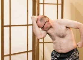 Rokoko Classic: Stolt familiefar gennemfører jellyman