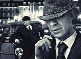 Cosa Nostra hyrer Thomas Borgen