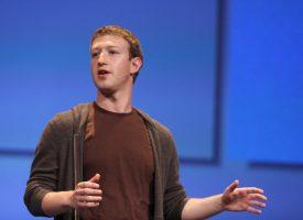 Chok: Zuckerberg lukker Facebook