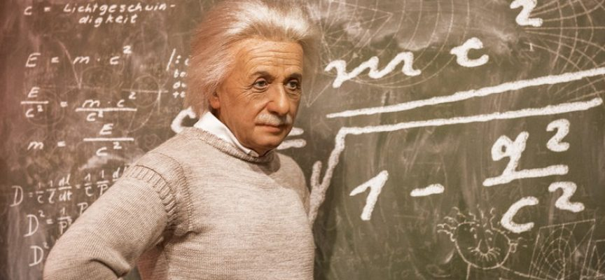 Afsløring: Sådan reagerede SoMe på Einsteins relativitetsteori