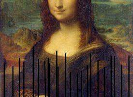 Louvre opnår begrænset succes med makuleret Mona Lisa