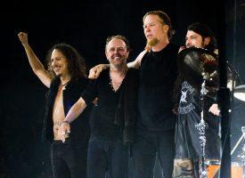 Metallica bliver kvindeband