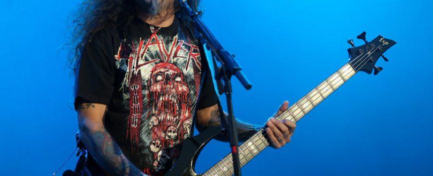 Slayer spillede noget med Slayer