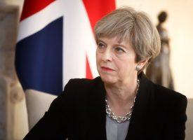 Theresa May vil melde England ud af Melodi Grand Prix