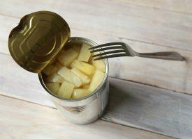 Breaking: Ananas vil ud af egen juice