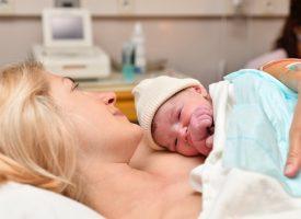 Nybagt mor om førstefødte: Det er verdens femtesødeste baby
