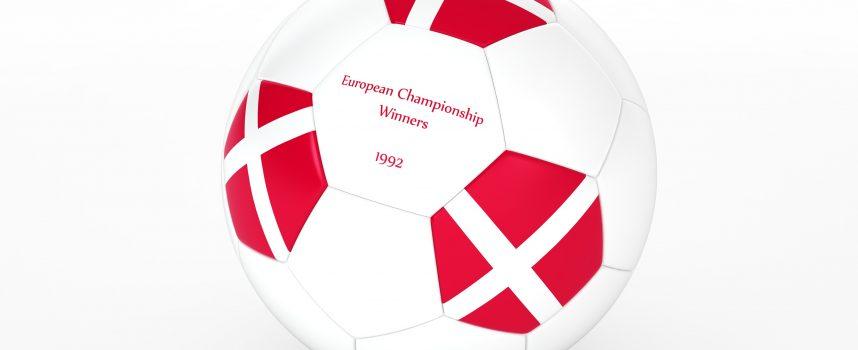 Nyt maleri: Socialdemokrat scorer til 2-0 i EM-finalen i 1992