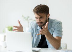 Mand skriver lang kommentar om, hvorfor han finder debatemner ligegyldige og irrelevante