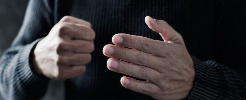 Mand fra Vojens dømt for værtshusslagsmål: Rasmus Paludan fik mig til det