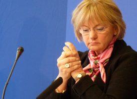 Pia Kjærsgaard raser: Valgnederlag var befolkningens fejl
