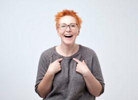 Sussie fra Gladsaxe synes bare, at det, der er let for hende, altså ikke er spor svært