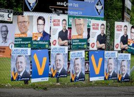 Ytringsfrihedsfundamentalister: Hærværk mod valgplakater er vold mod demokratiet