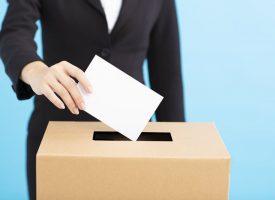 Breaking: Der er valg i dag
