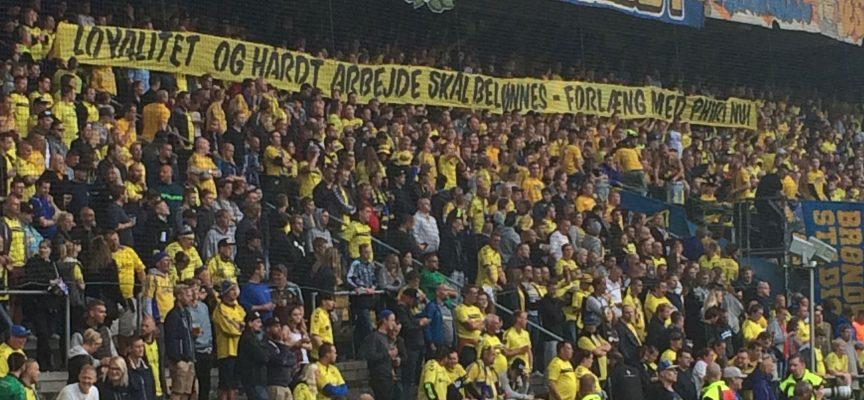 Brøndby-fans indfører ansigtsgenkendelse på banen og i ledelsen
