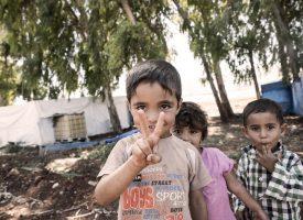 Børn i Syrien jubler: Fedt, at børnefamilierne kommer ud af Sjælsmark