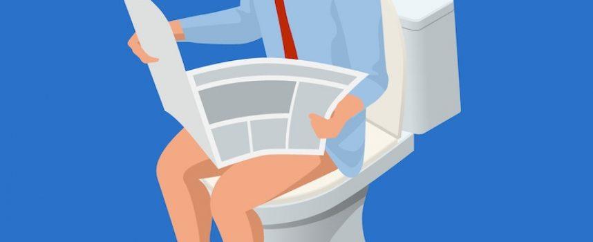Nets-chef får millionbonus for at gå på toilettet selv