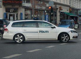 Politiet deltager i drive-by-skyderi på Nørrebro