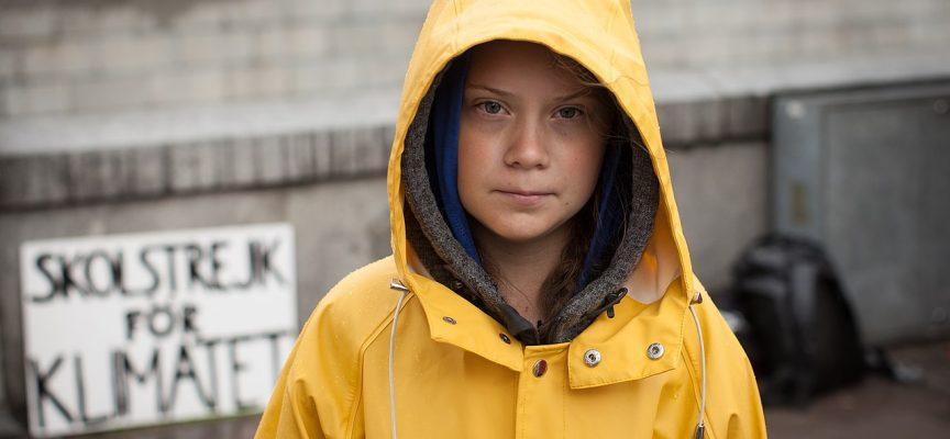 Greta Thunberg vil holde vejret, til hun får sin vilje
