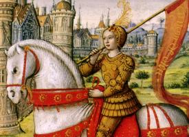 Nu må hysteriet om 16-årige Jeanne d'Arc stoppe (fra arkivet, 1429)