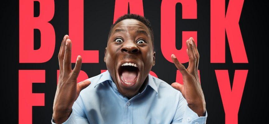 Krænkede KU-studerende: Hvorfor hedder det BLACK Friday?