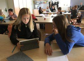 Dansk folkeskole i chok: Elever innoverede ingenting