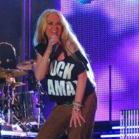 Sanne Salomonsen trækker sig som fremtrædende medlem af den danske musikscene