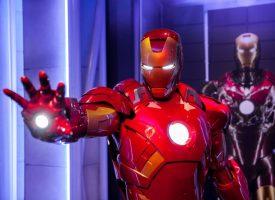 Afsløring: Iron Man stadig i live