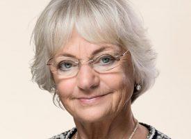 Rig Gentofte-frue og forhenværende folketingsformand raser mod eliten