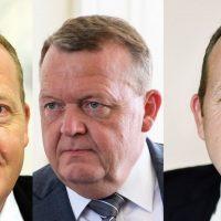 Konsulent-Lars skal rådgive Privat-Lars om samarbejdet med Politiker-Lars