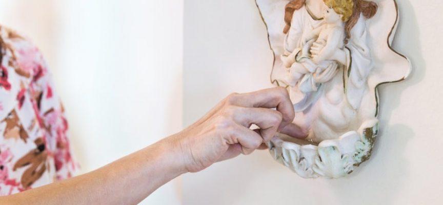 Den katolske kirke indfører vie-håndsprit