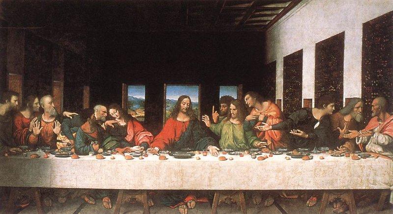 Illustration: Leonardo da Vinci
