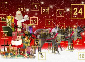 Blå blok: Åbn alle lågerne i julekalenderen nu