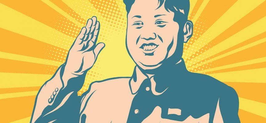 Nordkorea: Mette Frederiksen gør det godt
