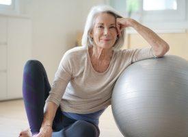 Dorthe på 72 føler sig ikke en dag ældre end 71