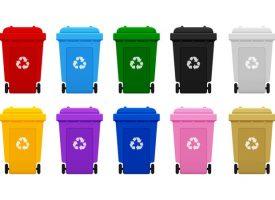 Affaldssortering i 413 beholdere skal afholde folk fra at bruge tid på at svine