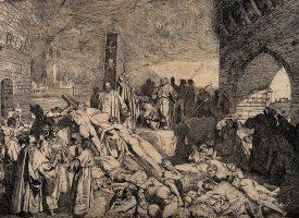 Rigslæge: Vi skal have gang i pest-smitten (fra arkivet, 1349)