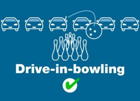 Coronanyt: Regeringen åbner for drive-in-bowling