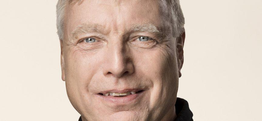 Uffe Elbæk stifter Dejlighedspartiet
