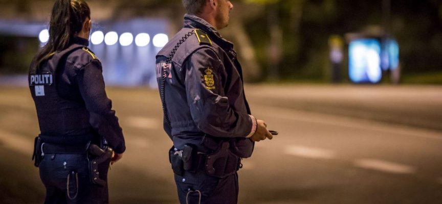 Strukturel sexisme i politiet: Anholder næsten kun mænd