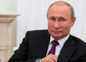 Russisk coronavaccine lavet på Putins blod