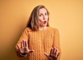 Jannie fra Kolding træt af altid at skulle sige, at hun aldrig gentager sig selv