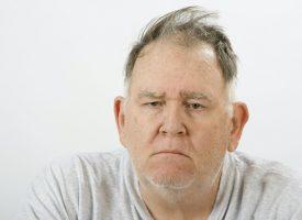 John gad ikke være livsnyder: Blev livshader i stedet