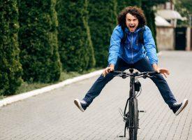 Fire gode undskyldninger for at køre hensynsløst på din cykel